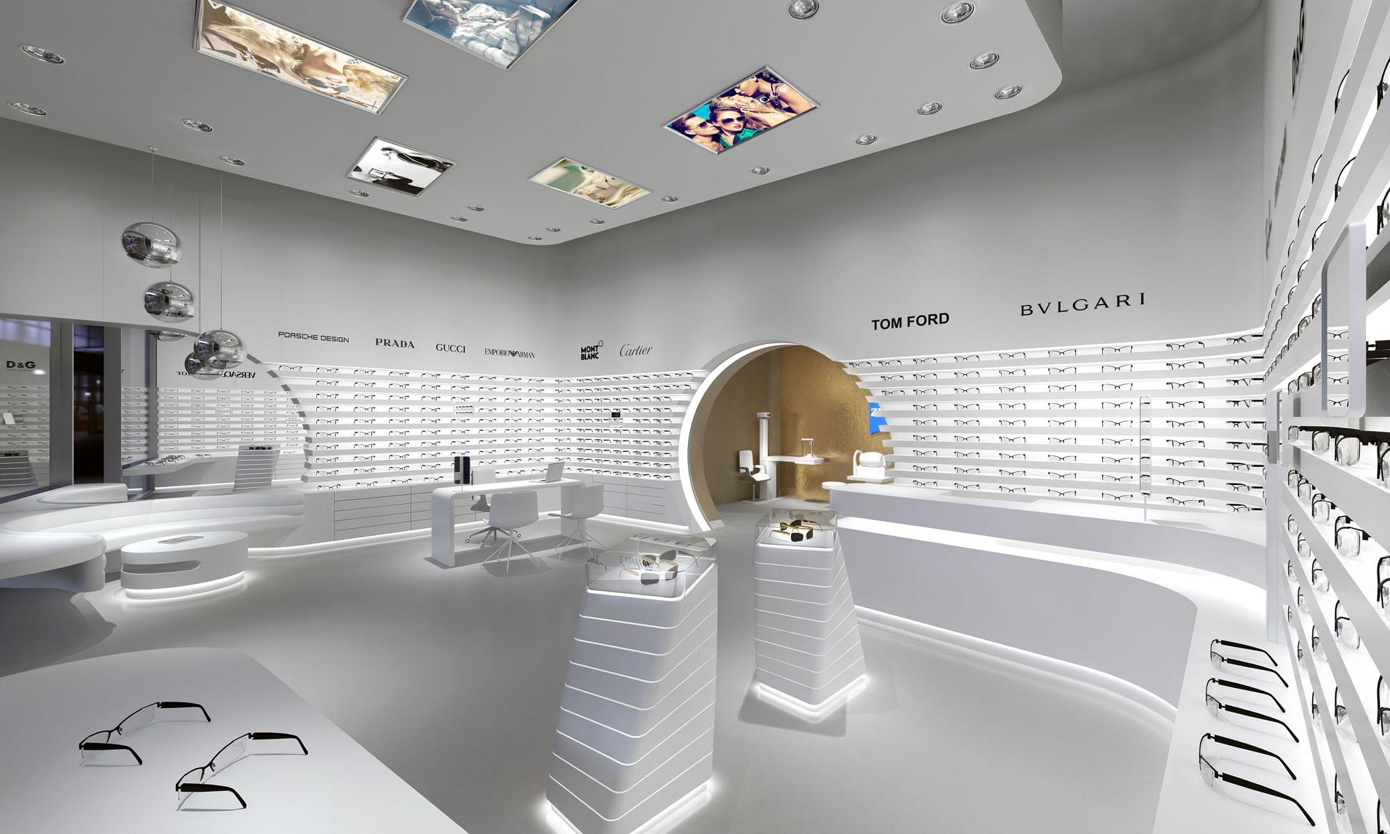 Rivoli Zeiss Store Al Whada Mall Dubai Uae Labor