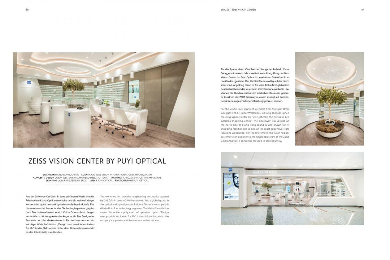 RETAIL DESIGN INTERNATIONAL Vol 4 | Labor Weltenbau Architektur