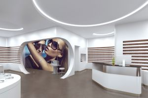 ZEISS STORE OPTIK EBERZ BONN GERMANY