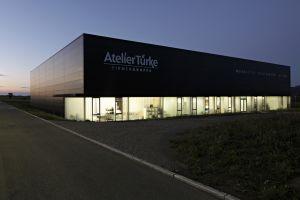 Atelier Tuerke Storage Building