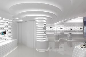 Rivoli/zeiss Store Al Ghurair Center Dubai