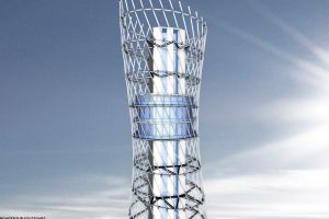 THYSSENKRUPP TEST TOWER ROTTWEIL GERMANY