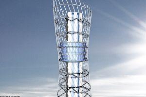 THYSSENKRUPP TEST TOWER ROTTWEIL GERMANY