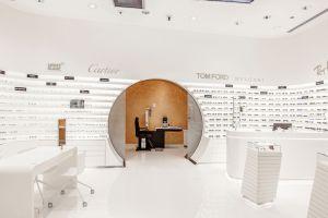 Rivoli/Zeiss Store - Al Whada Mall Dubai UAE