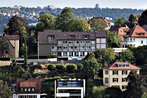 HALL OF RESIDENCE BIRKENWALDSTRASSE STUTTGART