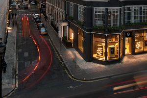SHARPS PIXLEY FLAGSHIP STORE LONDON