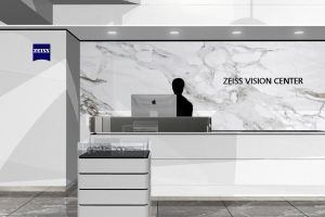 ZEISS VISION CENTER RASHT IRAN