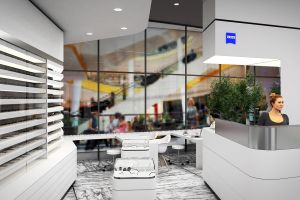 ZEISS VISION CENTER SERDIKA CENTER SOFIA BULGARIA