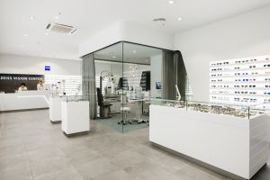 ZEISS VISION CENTER RIGA LETTLAND