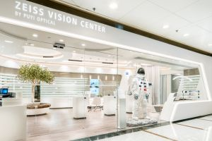 ZEISS VISION CENTER PUYI OPTICAL LEE GARDEN HONKONG