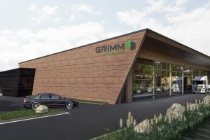 GRIMM CARPENTER ROTTWEIL-NEUKIRCH GERMANY - PRODUCTIONs HALL