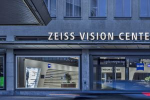 ZEISS VISION CENTER ZURICH SWITZERLAND
