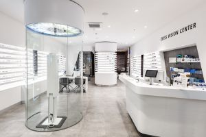 ZEISS VISION CENTER ALFA SHOPPING RIGA LATVIA