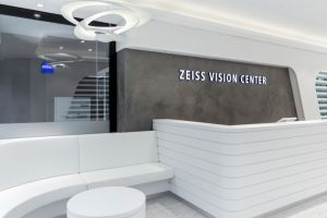 ZEISS VISION CENTER FREIBURG GERMANY