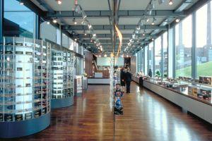 Verkaufsshop Autostadt Wolfsburg
